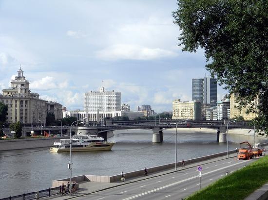 К выходным Москву накроет очередная волна тепла