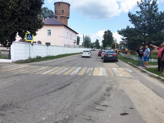 Под Тулой 10-летний велосипедист-нарушитель попал под колеса