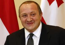 Президент Грузии обвинил Россию в оккупации Абхазии и Южной Осетии