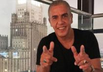 В Москве избили известного французского актера Сэми Насери
