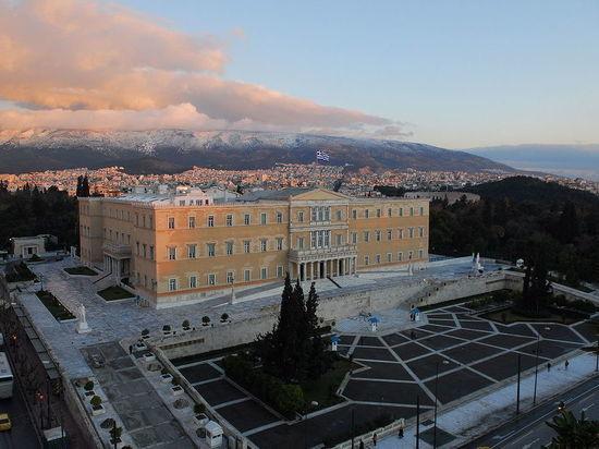 """Власти Греции назвали ответ РФ на высылку дипломатов """"равнозначным"""""""