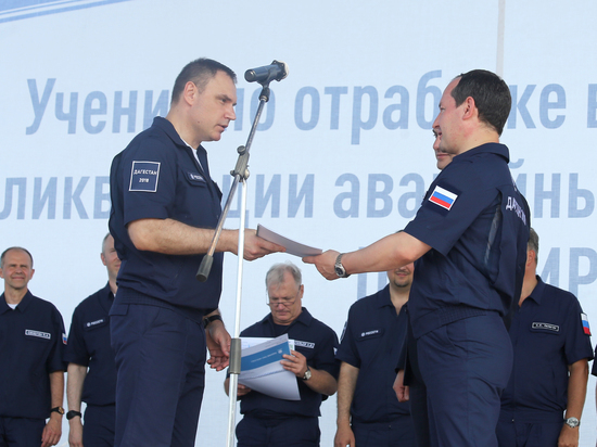На Северном Кавказе проходят учения «Россетей»