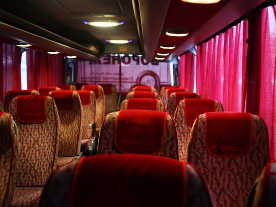 ВУкраинском государстве закрывают автобусное сообщения сРоссией