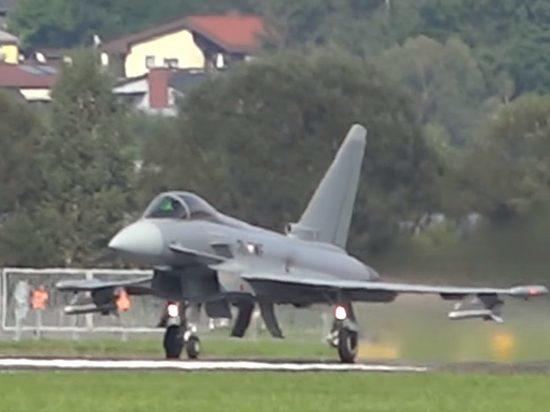Пилотов ВВС Испании отстранили отполетов наБалтией после невольного  запуска  ракеты