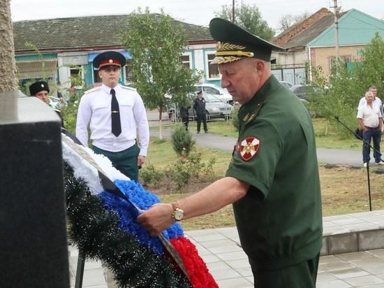 На Ставрополье отметили 100-летие генерала армии Ивана Яковлева