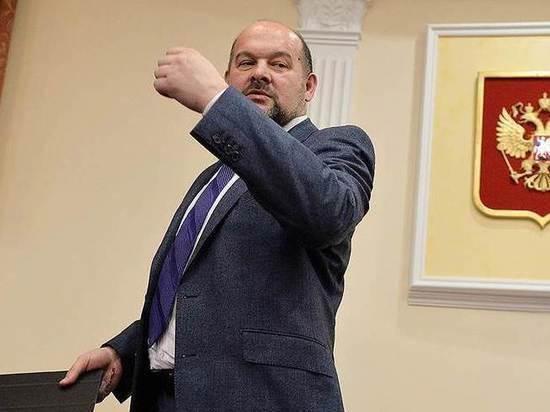 В Российской Федерации предполагается новая волна ротаций вгубернаторском корпусе— Группа риска