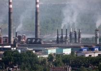 В Новокузнецке участились промышленные выбросы