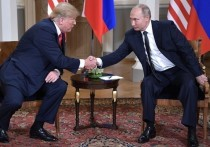 Американская газета Politico утверждает, что в ходе саммита в Хельсинки президент России Владимир Путин представил своему американском коллеге Дональду Трампу конкретные инициативы по разоружению