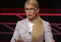 Тимошенко возглавила президентский рейтинг в Украине