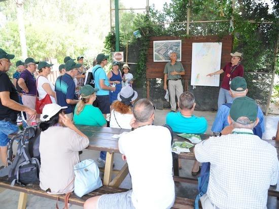 Гости из Франции навестили жителей юга Израиля