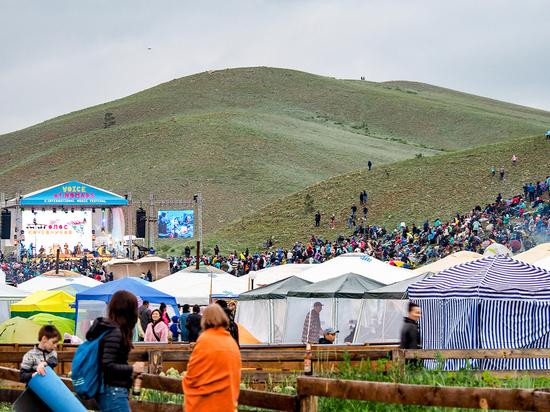 За пятилетку расходы на фестиваль «Голос кочевников» в Бурятии выросли в 4 раза