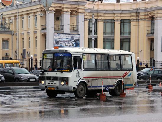 Воронежцев второе десятилетие отучают от нормального общественного транспорта
