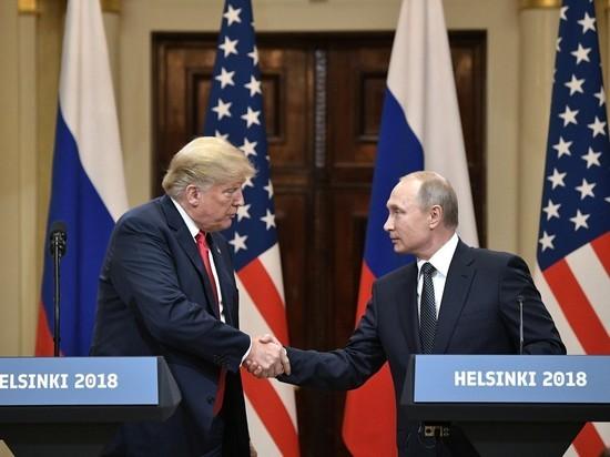 Что было в записке Путина Трампу: конкретные предложения