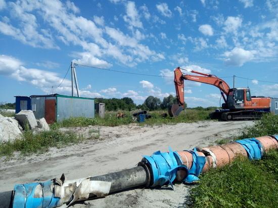 Попутали берега: под Воронежем реку Усманку собираются застроить коттеджами