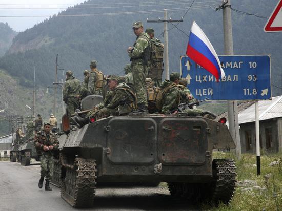 Вооруженный конфликт начался в ночь с 7 на 8 августа 2008 года