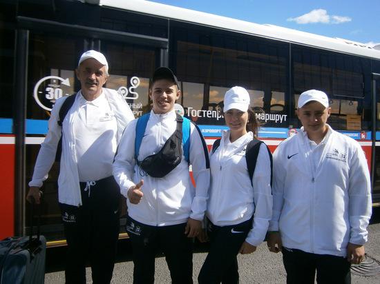 Члены сборной Тюменской области WorldSkills настроены побеждать
