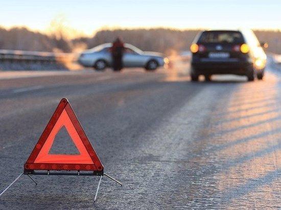 За минувшие сутки в ДТП Тверской области пострадали 4 человека