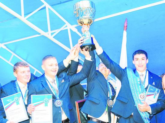 Команда «Тюменьэнерго» завоевала право называться лучшей