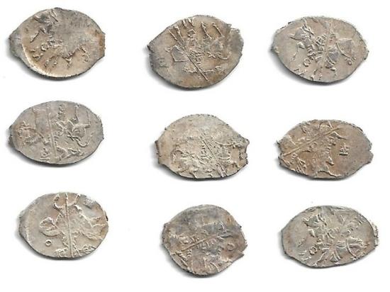 Археологи: найденный в Москве старинный клад связан с открытием Америки