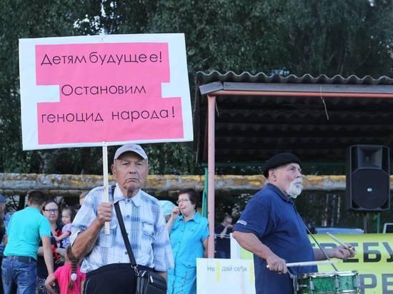 11 сентября суд рассмотрит иск противников мусоросжигательного завода под Казанью