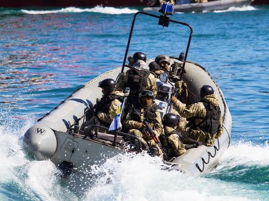 Украинские ВМС посетовали на недостижимость военного паритета с Россией
