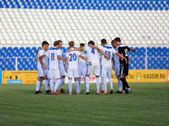 Астраханский «Волгарь» обыграл пятигорскую команду