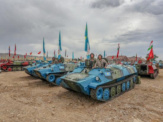 """""""АрМИ-2018"""": военные учения стали походить сегодня на азартные соревнования"""