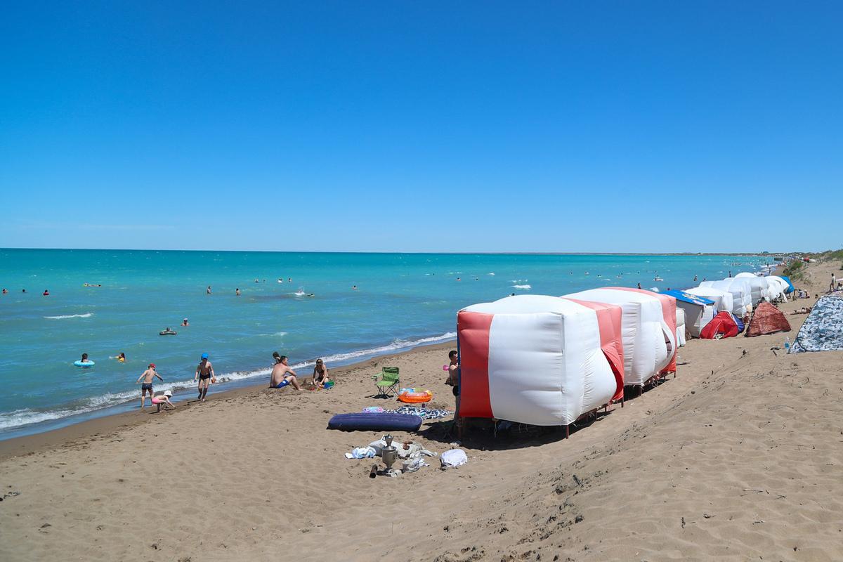 полушарие лучшие пляжи казахстана фото туристов кантария