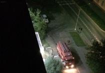 Очевидцы сообщили о задымлении в Кемеровском отделении Сбербанка