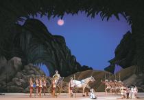 В год 200‑летия Петипа на сцену Большого вернули «Дочь фараона»