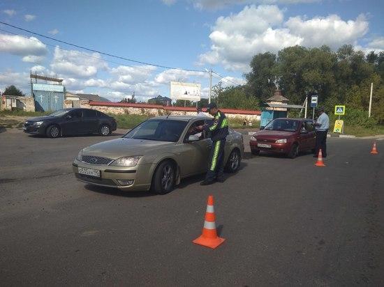 В Большевике поймали трех нарушителей правил перевозки детей