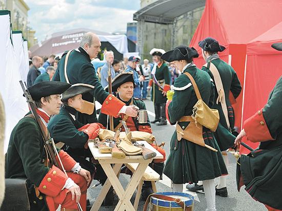 В Москве состоится крупнейший фестиваль реконструкторов