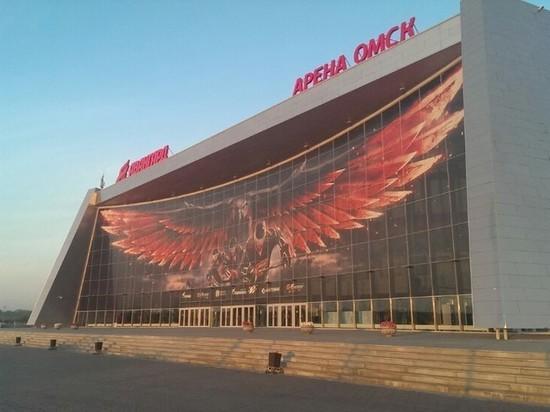 Причиной аварийного положения «Арены-Омск» могли стать не трещины – СМИ