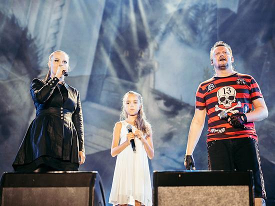 Михаил «Горшок» Горшенев «ожил» на сцене в сказках «Короля и Шута»