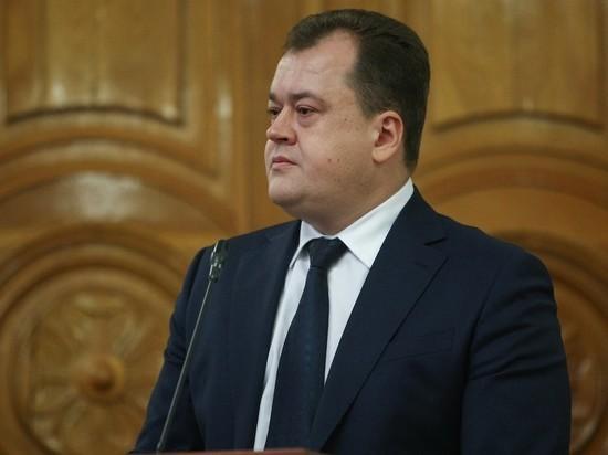 В Москве задержали экс-министра ЖКХ Астраханской области Василия Корнильева
