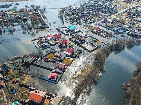Якутии выделили пол миллиарда на устранение последствий паводка