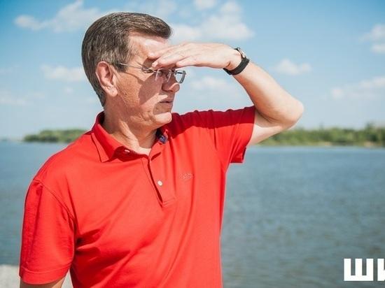 Рейтинг губернатора Александра Жилкина вновь поднялся