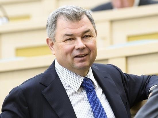 Артамонов сдал 4 позиции в медиарейтинге губернаторов