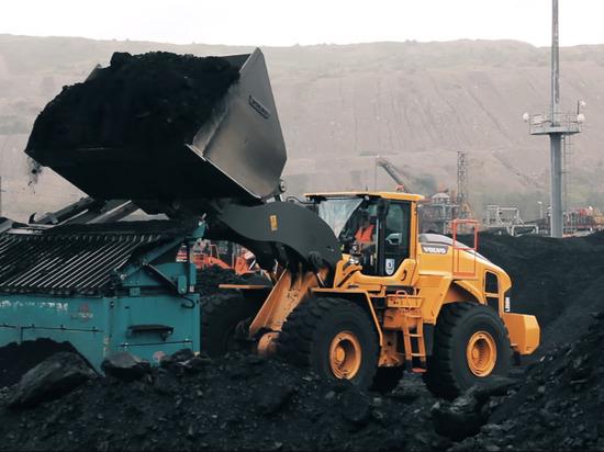 РФ стала крупнейшим поставщиком угля на Украину