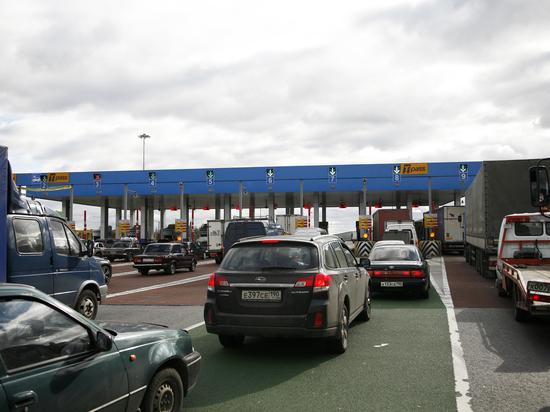 Почему опасно объезжать пробки на трассе М4 «Дон»
