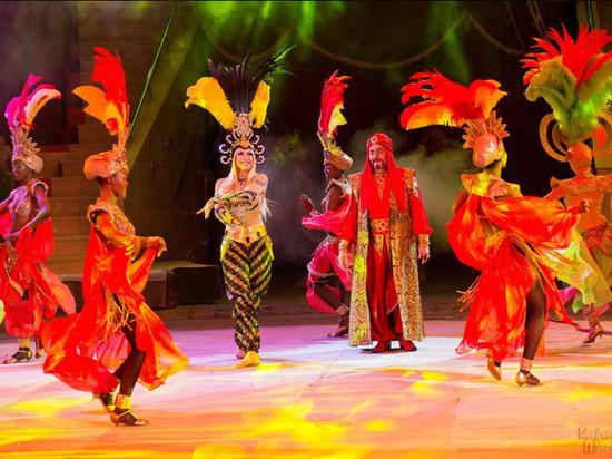В Оренбурге стартовали гастроли «Международной программы» с участием артистов из Кении, ямайского шоу-балета и Цирка Никулина
