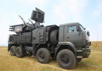 ЗРПК «Панцирь-С1» уничтожил беспилотник в Хмеймиме