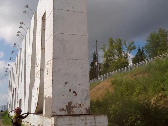 Горожан приглашают покрасить буквы «БАРНАУЛ» в Нагорном парке
