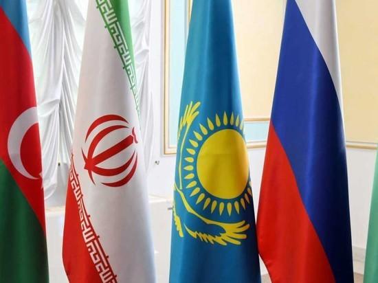 Александр Жилкин - в числе участников Пятого Каспийского саммита