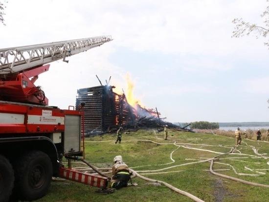 В Карелии дотла сгорел памятник архитектуры федерального значения: кто виноват