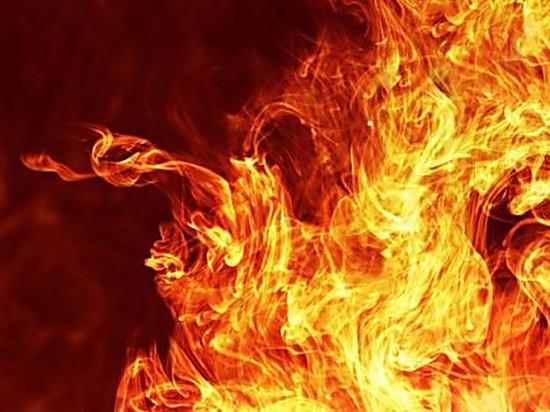 В Соль-Илецком городском округе на пожаре погиб мужчина