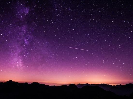 В выходные земляне увидят зрелищный звездопад Персеиды