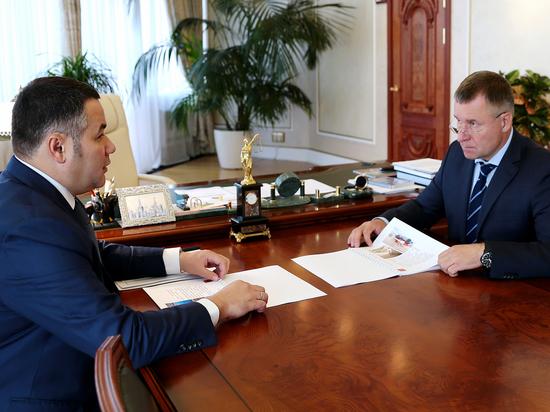 Региональное правительство и МЧС России теперь вместе будут защищать тверитян