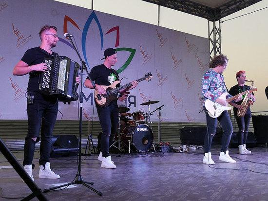 Фаер-шоу, музыка и танцы ждут жителей «Гармонии» под Ставрополем