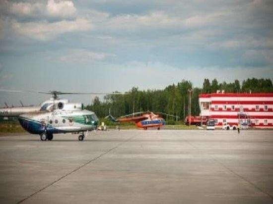 Вертолетные рейсы вернулись в расписание петрозаводского аэропорта